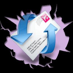 Επικοινωνία με αποστολή και λήψη οργανωμένων emails.